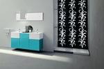 шкафове за баня по клиентски размер модернистични