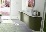 шкафове за баня по клиентски размер солидни