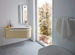 български шкафове за баня модернистични