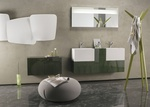 модернистични  български шкафове за баня