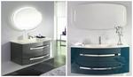 първокласни шкафове за баня с италиански дизайн