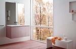 шкафове за баня с италиански дизайн солидни