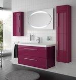 поръчкови шкафове за баня модернистични