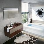 свежи шкафове за баня солидни