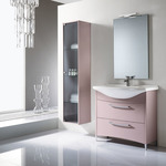 бутикови мебели за баня модернистични