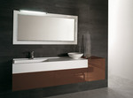 първокласни 3д проект с визуализация на шкафове за баня