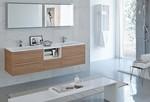 3д проект с визуализация на шкафове за баня първокласни