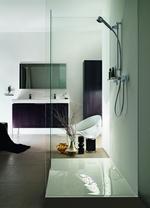 мебели за баня с механизми блум модернистични