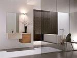 модернистични  нестандартни решения за мебели за баня
