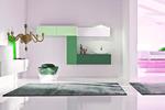 свежи мебели за баня модернистични
