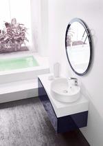 свежи мебели за баня солидни