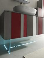 мебели за баня с разчупени форми първокласни