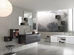 модернистични  мебели за баня с размери без ограничения