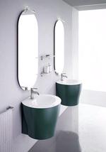 овални шкафове за баня модернистични