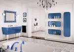 първокласни овални шкафове за баня