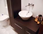 нестандартни мебели за баня модернистични