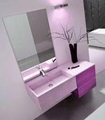 първокласни нестандартни мебели за баня