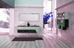 първокласни шкафове за баня дървесен цвят