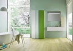 модернистични  шкафове за баня с размери без ограничения