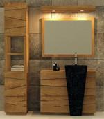шкафове за баня с размери без ограничения модернистични