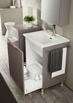 модернистични  поръчкови мебели за баня