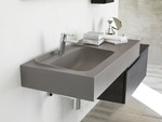 солидни  шкафове за баня технически фурнир