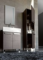 модернистични  мебели за баня супер гланц