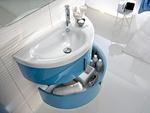 солидни  мебели за баня супер гланц