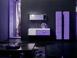 мебели за баня с безплатен монтаж модернистични