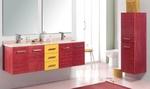 солидни  мебели за баня с безплатен монтаж