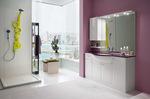 забележителни мебели за баня нови