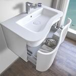 здрави  мебели за баня с механизъм