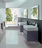свежи мебели за баня дизайн