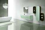 модернистични  обли мебели за баня