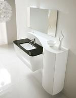 обли мебели за баня модернистични