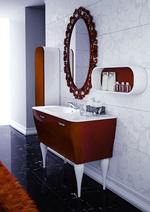 солидни  обли мебели за баня