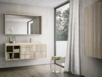 солидни  дизайн на шкафове за баня