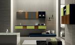 издръжливи мебели за баня модернистични
