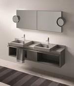 солидни  издръжливи мебели за баня