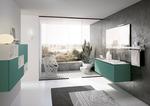 мебели за баня пвц гланц солидни