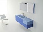 модернистични  мебели за баня по размер
