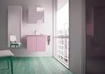 солидни  мебели за баня по размер