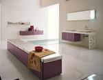 3д проект с визуализация на мебели за баня солидни