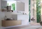 3д проект с визуализация на мебели за баня модернистични