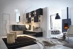 модернистични  мебели за баня по поръчка