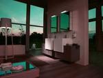 мебели за баня от pvc солидни