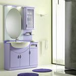 солидни  мебели за баня от pvc