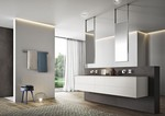мебели за баня от полистирол модернистични