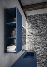 модернистични  мебели за баня с уникален външен вид
