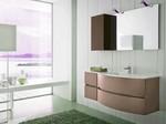 солидни  мебели за баня с уникален външен вид